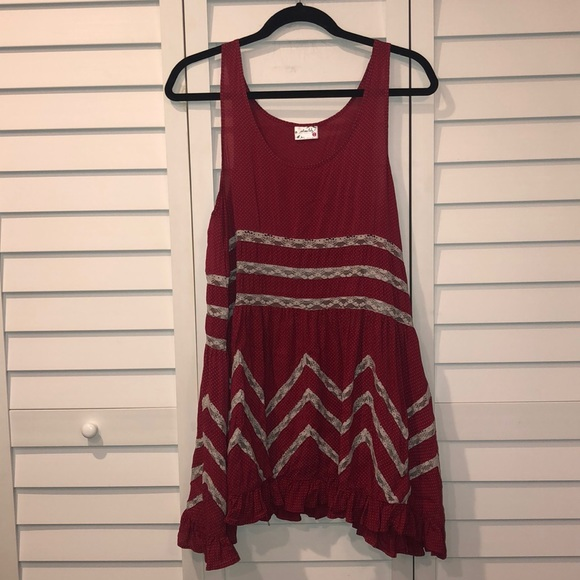 Free people intimately swimsuit coverup dress tank